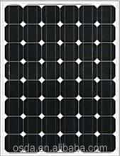 (ODA175-18-M) PV solar panel 175W 18v mono pv panel
