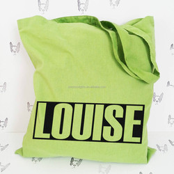 China manufacturer 2016 wholesale cotton canvas tote shopping bags customs foldable bag