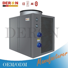 Air Source heat pump for swimming pool hit achi heat pump pool hot water heater