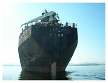 SCRAP SHIP/ BULK CARRIER