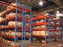 Metal Storage Rack,Steel Warehouse Storage Rack,Warehouse Plate Type Steel Plate Storage Rack/Lumber Storage Rack