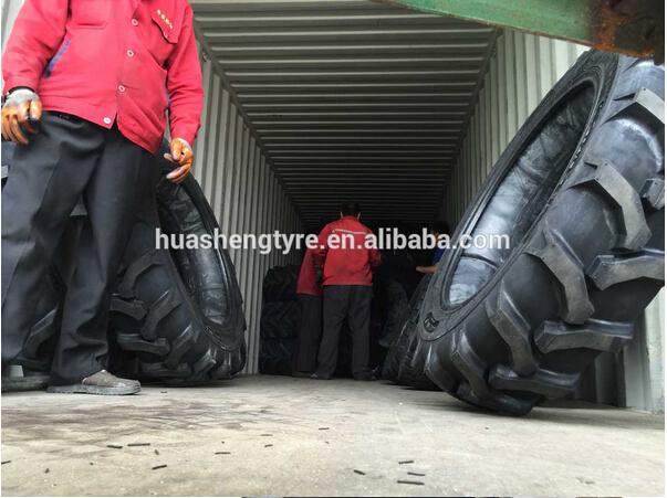 Pneu do trator agrícola 12.4/11x28 pneus de trator 12.4x28 11.2x28