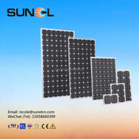 solar pv module 305w for 30kw solar home system