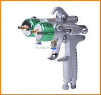 2015 best on sales looking for a european distributor two head double nozzle gun