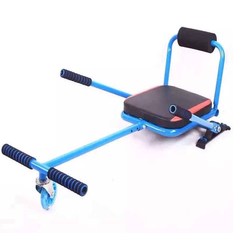 2016 r glable si ge hoverkart pour deux roues auto quilibre scooter hoverboard aller kart assis. Black Bedroom Furniture Sets. Home Design Ideas