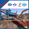 2015 mobile gold washing plant /mobile trommel screen
