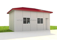 prefabricated house with sandwich panel house / house design in nepal