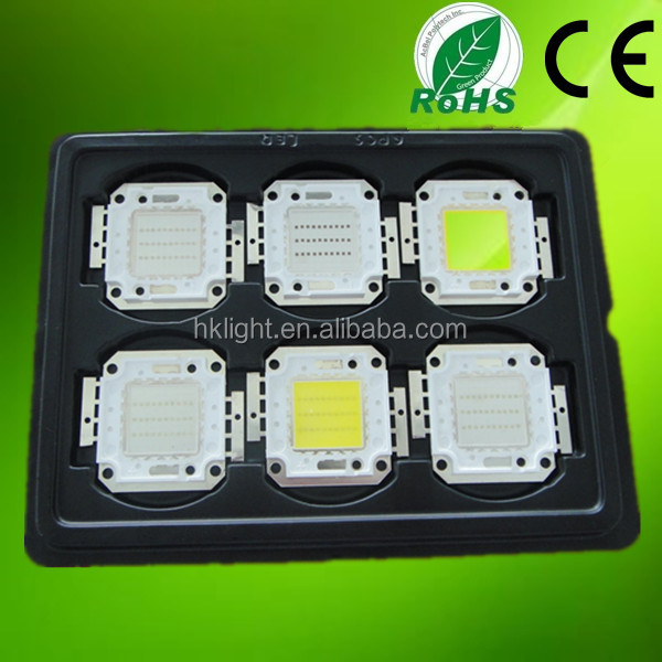 Factory Price High Power 40w 365nm 385nm 395nm 405nm UV LED Chip for UV Curing and Printer