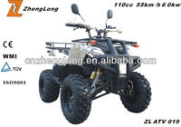 2015 new design 150cc automatic quad atv