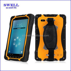Drop resist mini PC 7inch IPS 1024*600 quad core android OS waterproof tablet WCDMA GSM IP67 TP70