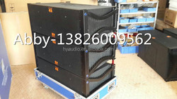 XLC127+ speaker ,12 inch line array, 1000W line array system, outdoor speakers