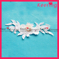 3D Flower Applique Garment Decoration of Keering WHP-026