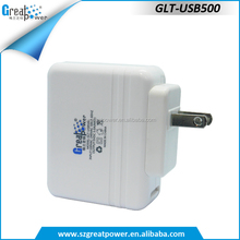 Wholesale price usb quad charger 5v with CE RoHS FCC standard