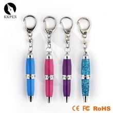 Shibell key rings pen small ballpoint pen customized metal design ball pen