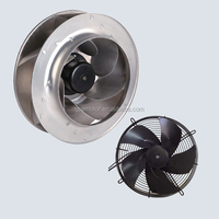 Bypass control EC centrifugal fan blower for fresh air Green Heat Pump with Panasonic rotary compressor