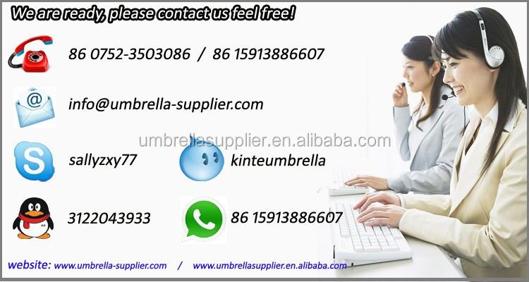 Boa qualidade guarda-chuva invertido/reverso guarda-chuva/guarda-chuva cantilever