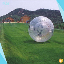inflatable rolling ball funny bumper zorb ball for adult
