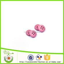 Manufacture wholesale used clothing wood button decoration