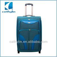 Cathylin 2015 travel style luggage bag set hot sell popular luggage ,good quality popular factory china leisure luggage