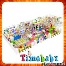 Kid Indoor Soft Playground,Children's Play Equipment,Indoor Playhouse HSZ-CCB06