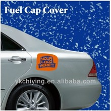 Polyester Cover for Car Fuel Cap