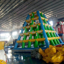 funny inflatable ladder rocking for kid
