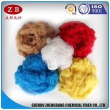 polyester staple fiber raw material