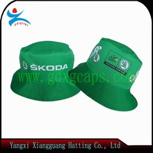 Wholesale summer green bucket hat