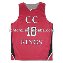 Sublimation Best Basketball Uniform wholesales