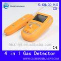 El gas co sensor de detección de co =0- 999 ppm gama con la certificación ce