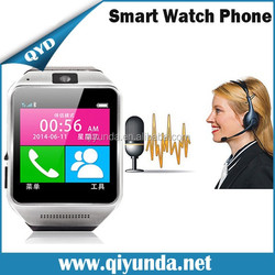 2015 New Fashion GV08 Bluetooth Smart Watch For Android Phones