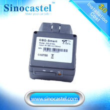 Custom-made OBDii for vehicle diagnostic