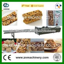 Venta Caliente del Nuevo Diseño Automático de Ganancia de Granola Barras de Cereal de Línea