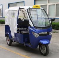 tuc tuc motor rickshaw for taxi