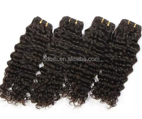 Cheap Kinky Curly Remy Hair 46