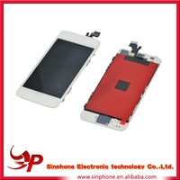 for iphone 5 LCD Original China mobile phone spare parts