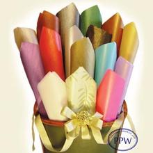 17gsm Custom Printed Tissue Paper/ Gift Wrap Paper Tissue/Tissue Paper Wholesale