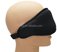 Soft protect Sleep Eye Mask Shade Cover Rest Travel Relax Sleeping