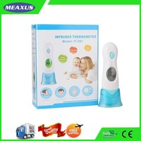 4 in 1 Multifunctional Infrared Baby Ear Forehead Thermometer Digital Electronic Thermometer best thermometer for adult