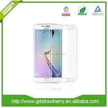 Wholesale 0.26Mm Clear Anti-Glare Oleophobic Ultra Protector Premium Screen Protector for SAM S67 EDGE