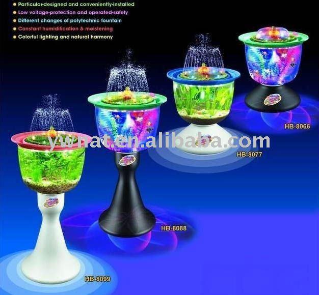 Water Tank Magic : Magic water fountain fish tank buy