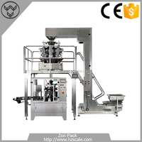 Automatic Vertical Multiple Lanes Packing Machine