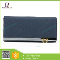 Cowhide Real Leather Wallet,Long Design Bifold Wallet, New Women Purse and Handbags