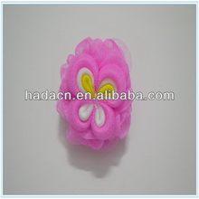 Top grade hot sale soft pe bath sponge net