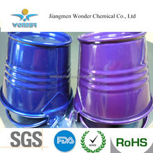 Hybrid UV Resistance Nickel Effect Powder Coating