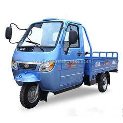 3 wheel motorcycle with cabin, cargo tricycle with cabin