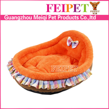 latest washable dog cushion fleece material small size soft touch dog bed