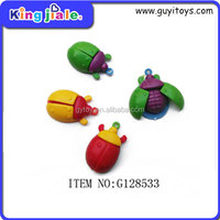 Widely used superior quality mini plastic insect toy