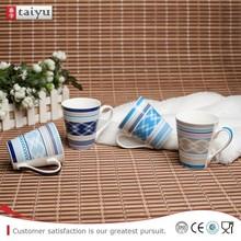 2015 hot sellling Christmas printing ceramic coffee mug