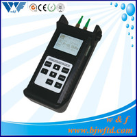 Handheld optical multimeter with intelligent power meter and stable light source